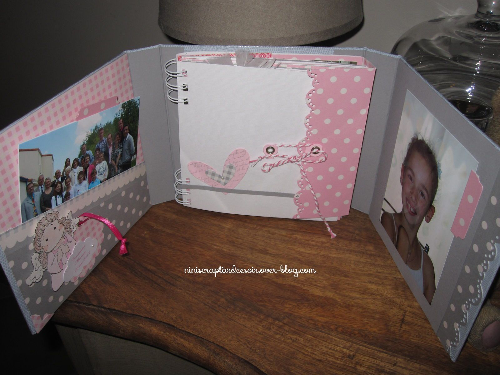 scrapbooking comment faire un album