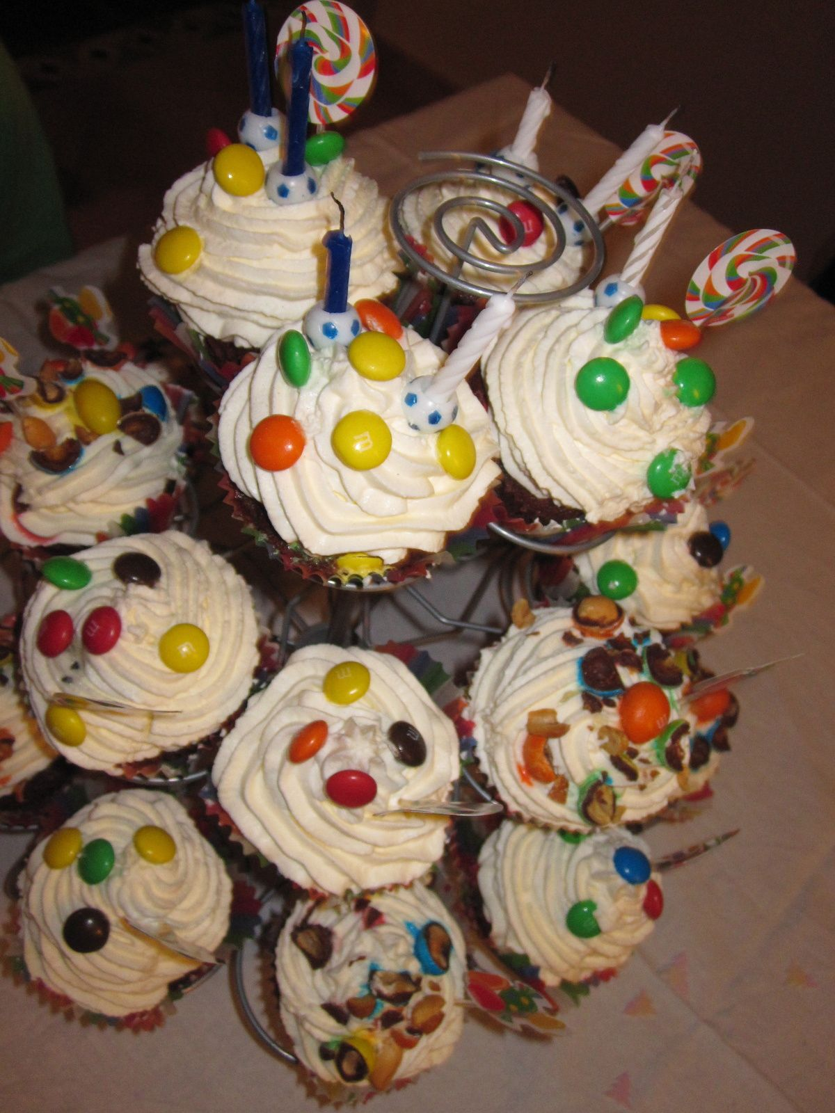 Cupcakes mm's