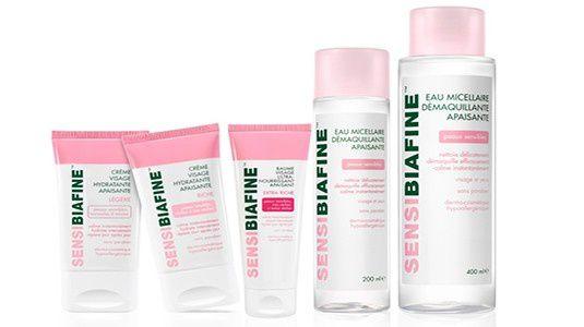 SENSIBIAFINE, soins dermo-cosmétiques chez Pharma4beauty
