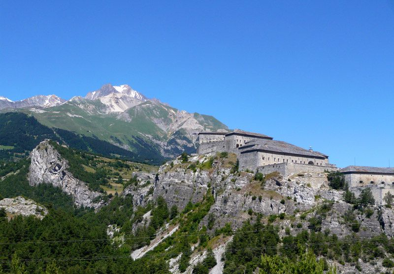 Les forts de l'Esseillon, rempart alpin