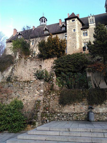 Montluçon, ville médiévale