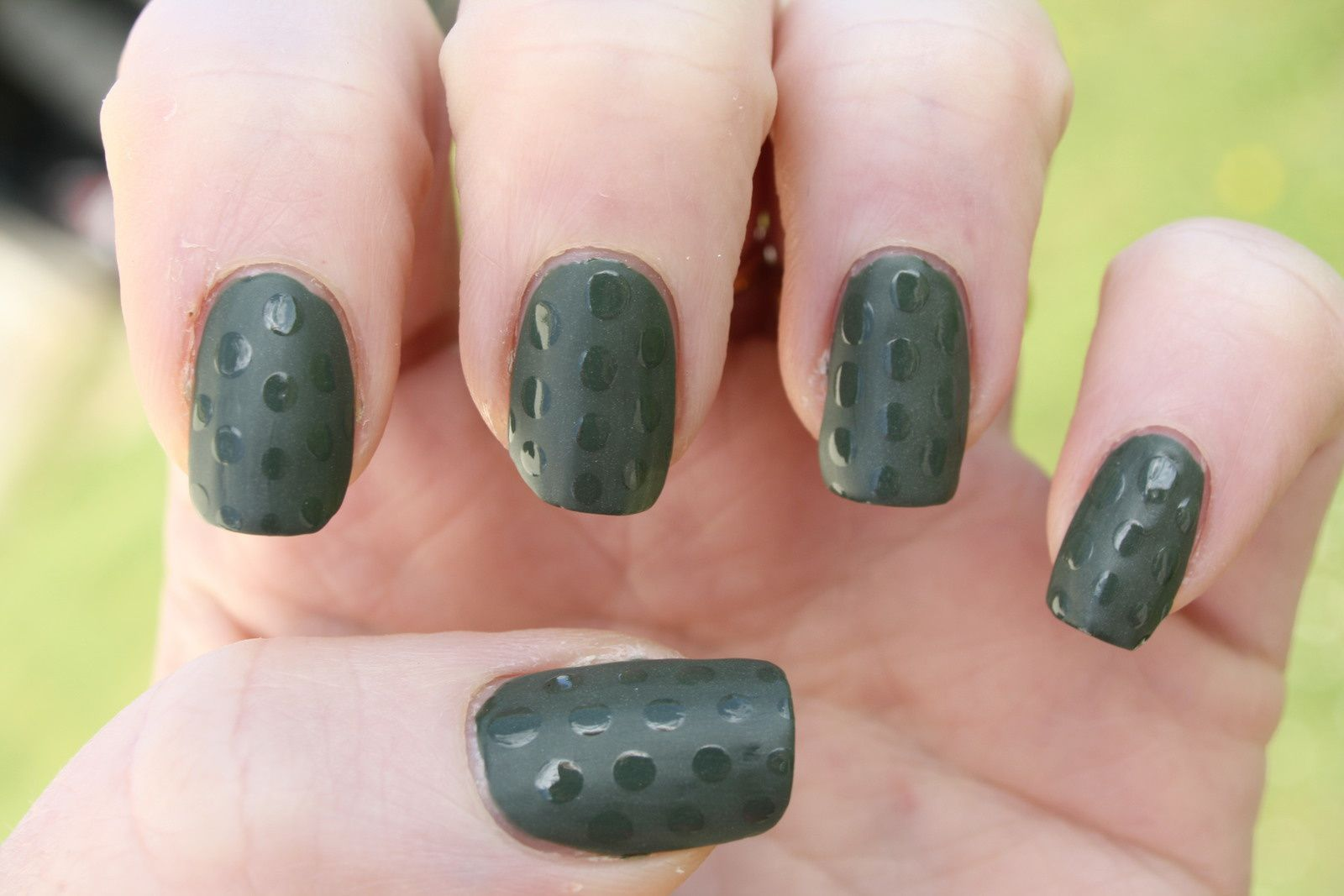 Nail Art Mat et Brillant : ultra simple !!!