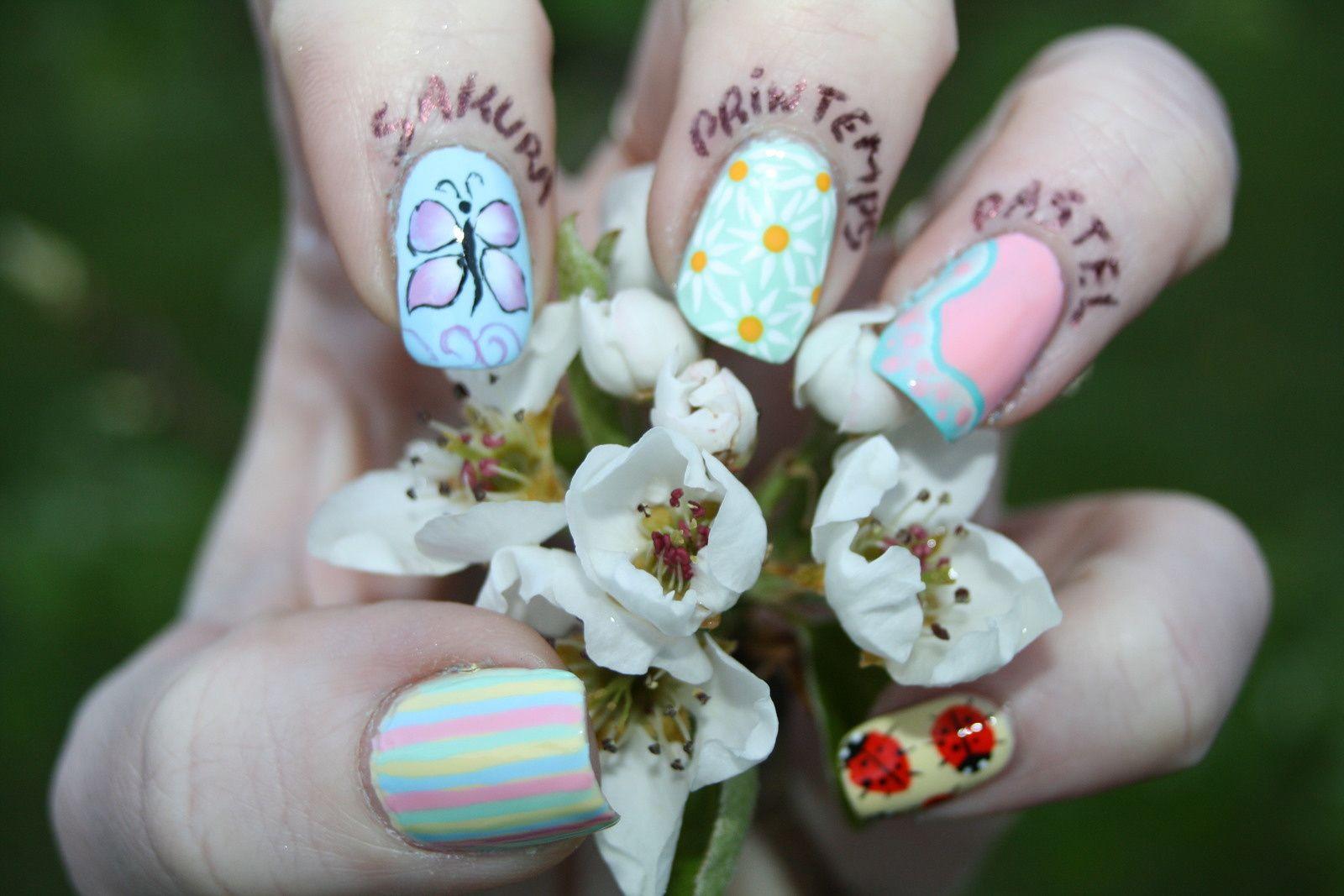 Printemps Pastel de Sakura