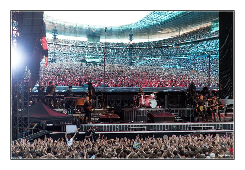 Bruce Springsteen au Stade de France