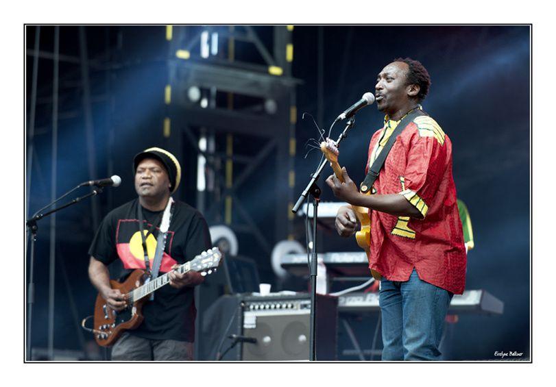Concerts de l'Armada: Amadou et Mariam - Color Island