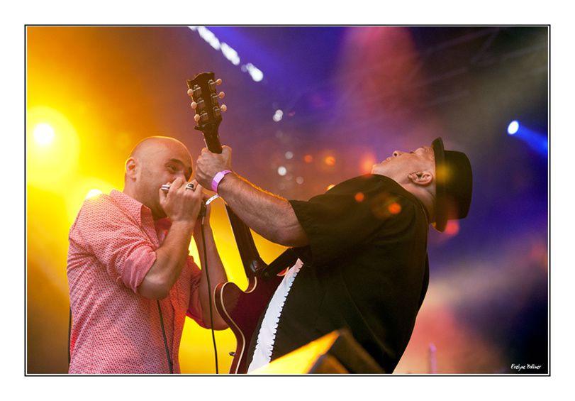 Cahors Blues Festival : Awek et Zucchero