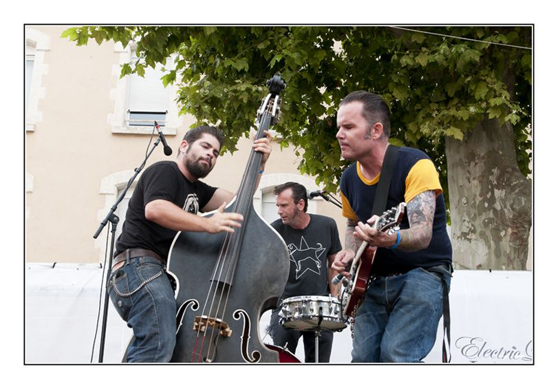 Cahors Blues Festival: Manu Lanvin & Neal Black - The Original Blues Brother Band