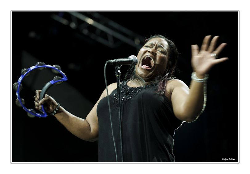 Cahors Blues Festival : Shemekia Copeland - Royal Southern Brotherhood