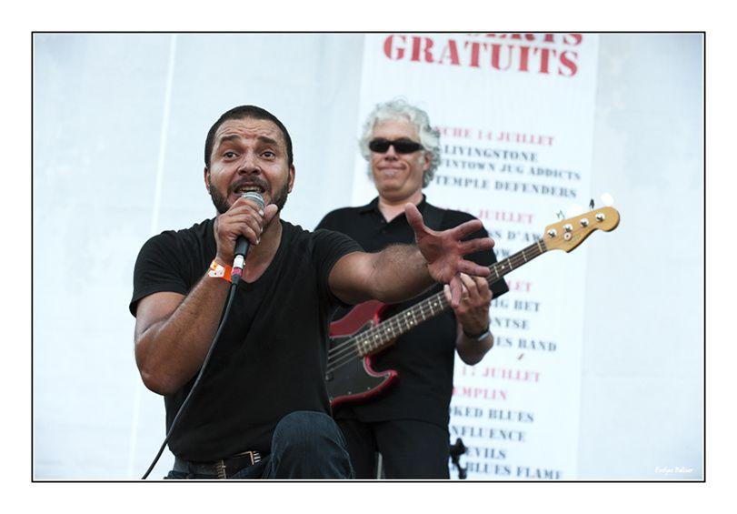 Cahors Blues Festival : Michel Jonasz et Sofaï