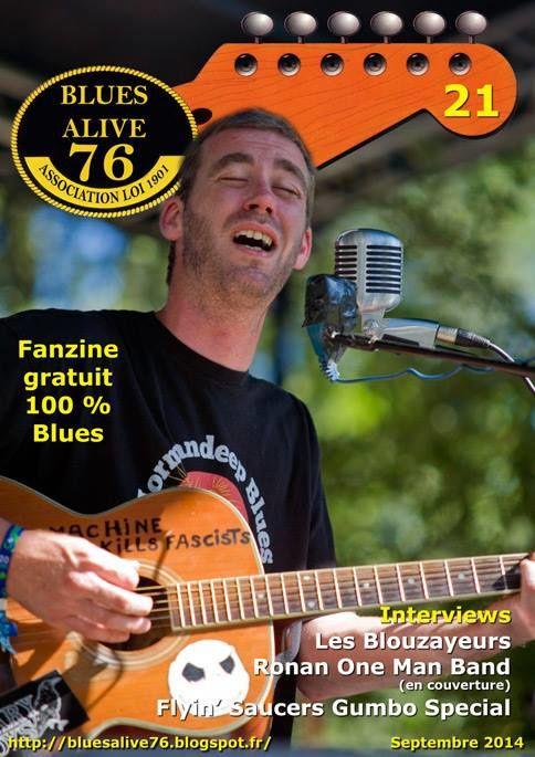 Blues Alive 76