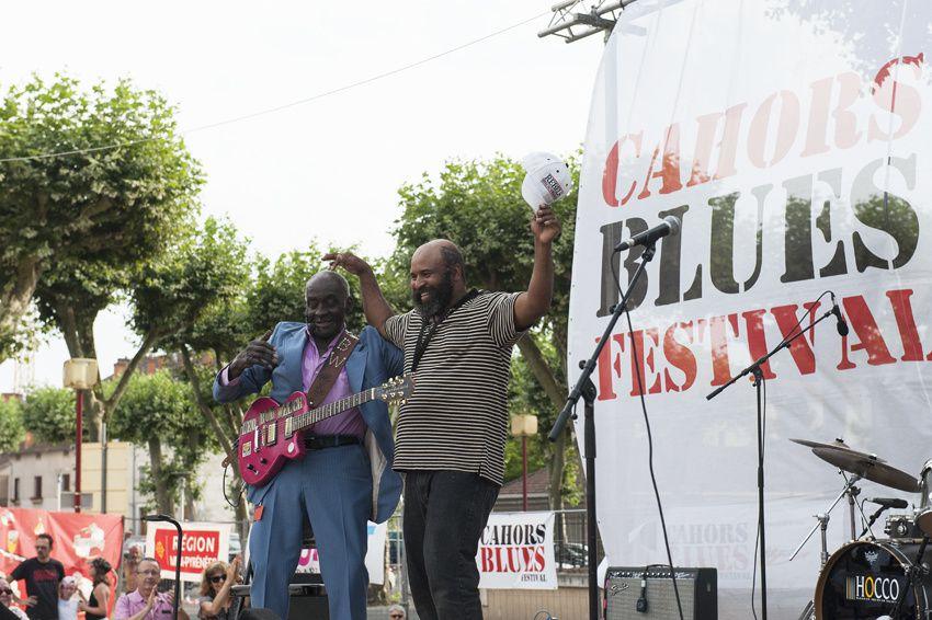 Cahors Blues Festival : jeudi 16 juillet 2015