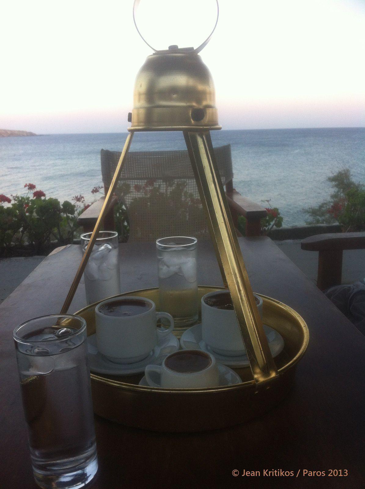 Ελληνικό καφέ
