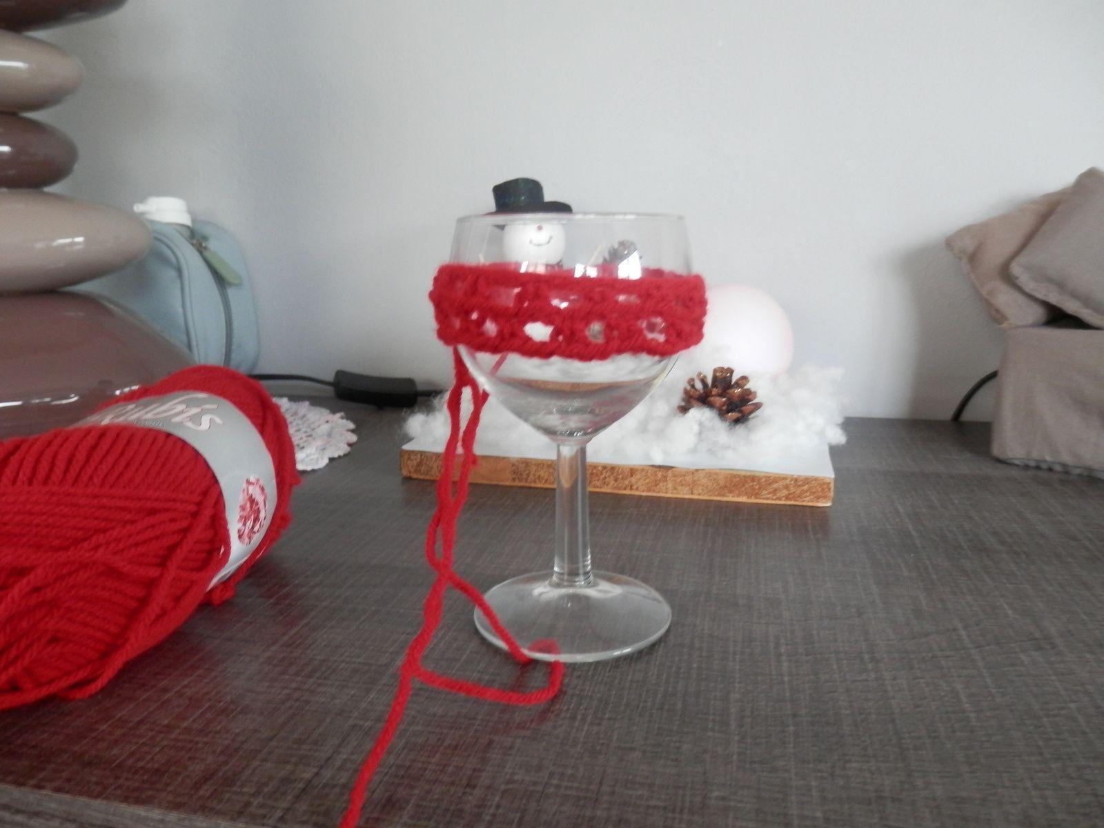 une idée toute bette pour evité d échanger vos verres lors d un apéro  ou tout simplement avoir les mains libre pour présenter vos toasts