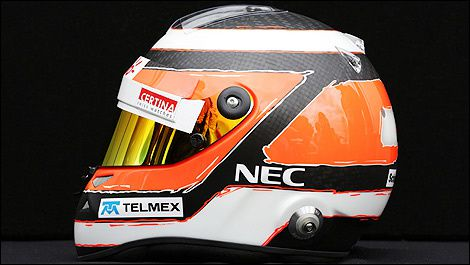 pilote n 11 nico hulkenberg le blog 100 formule 1. Black Bedroom Furniture Sets. Home Design Ideas