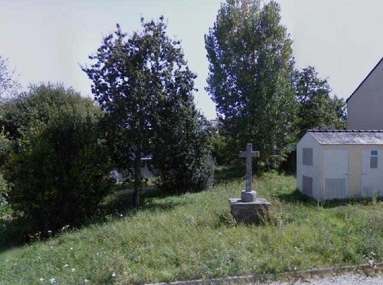 Croix de Lérioux , photo Google streetview