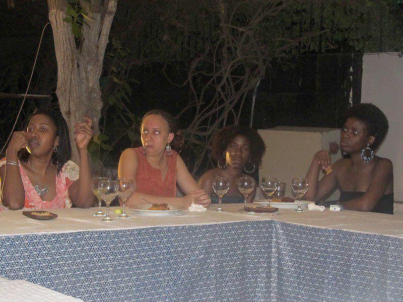 Rencontre des filles nappy du Sénégal organisée par Minielle