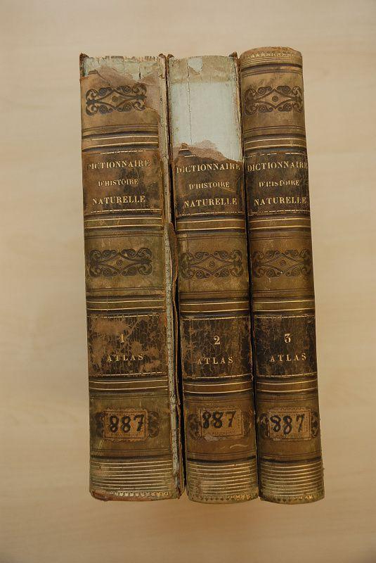 Vieux livres....