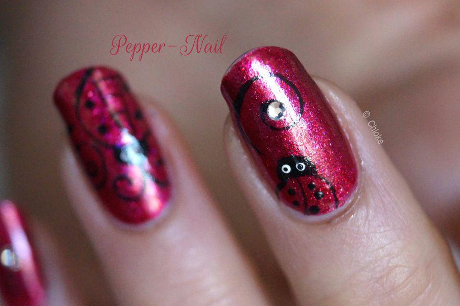 M'zelle Ladybird