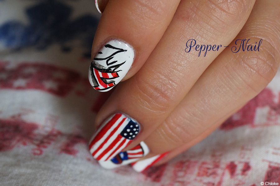 Nailstorming N°63 - Independance Day
