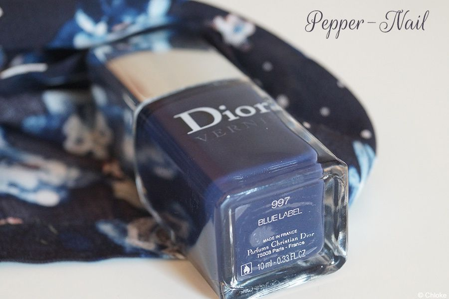 Dior - Blue Label