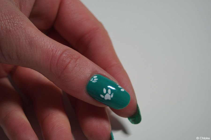 Nailstorming N°82 - Nos amis les animaux
