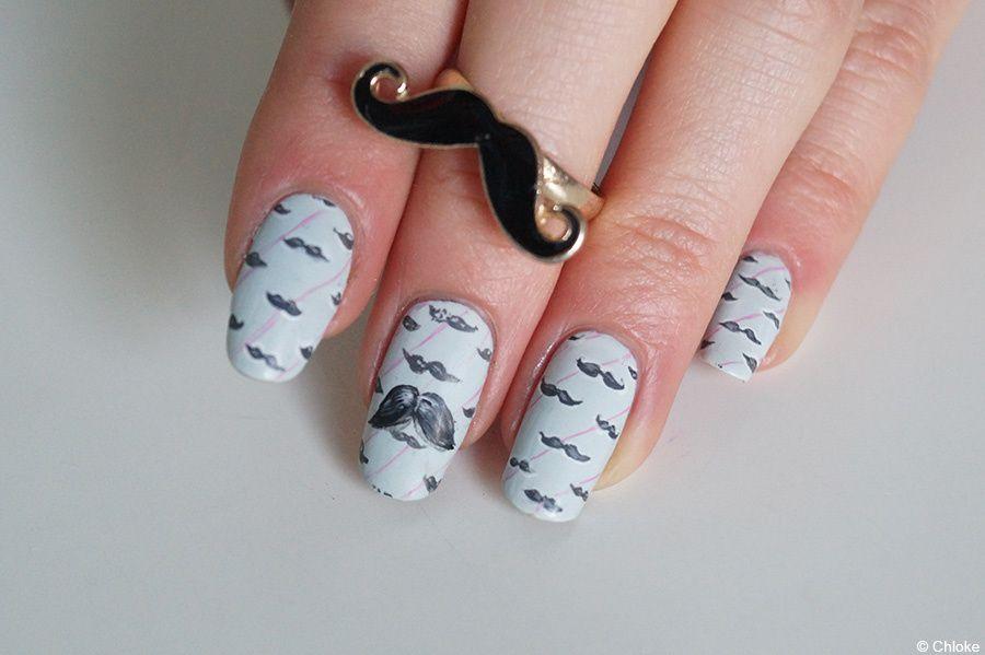Nailstorming N°83 - Movember
