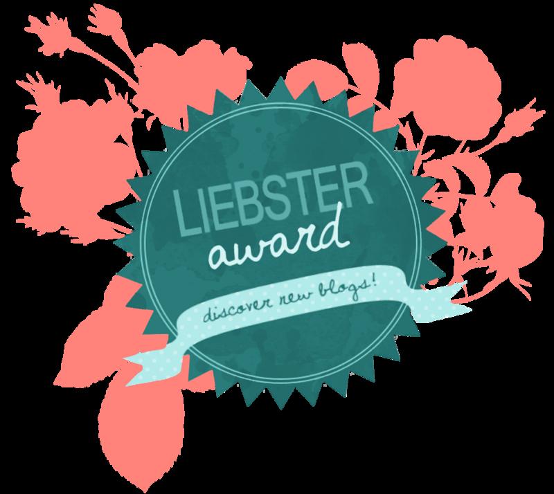 Pas à pas Libellure + Liebster Award