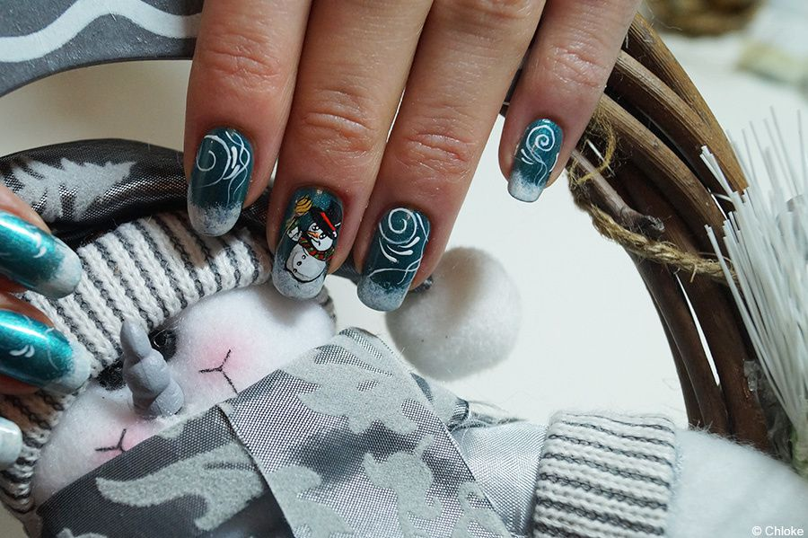 Nailstorming N°88 - We wish you a Merry Christmas