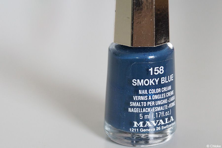 Mavala - Smoky Blue (N°158)