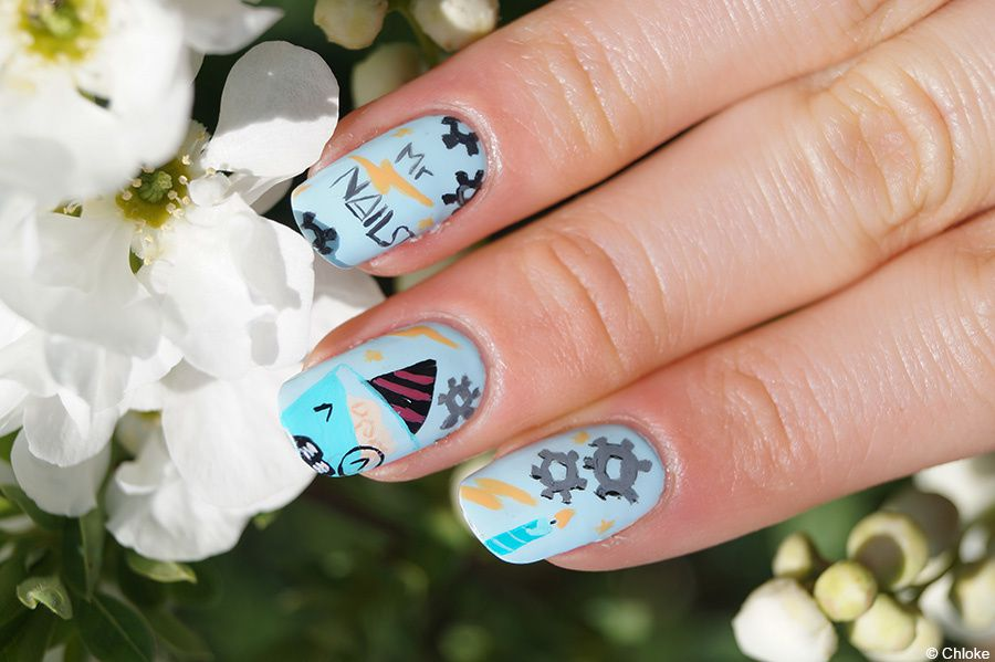 Nailstorming N°105 - Happy Birthday Mr. Nailstorming