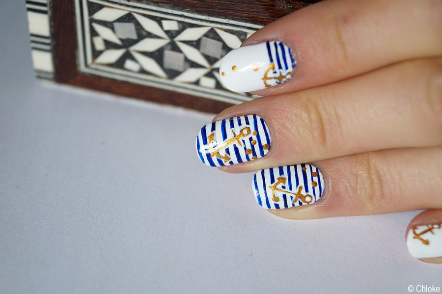 Nailstorming N° 111 - Mers, océans et animaux marins