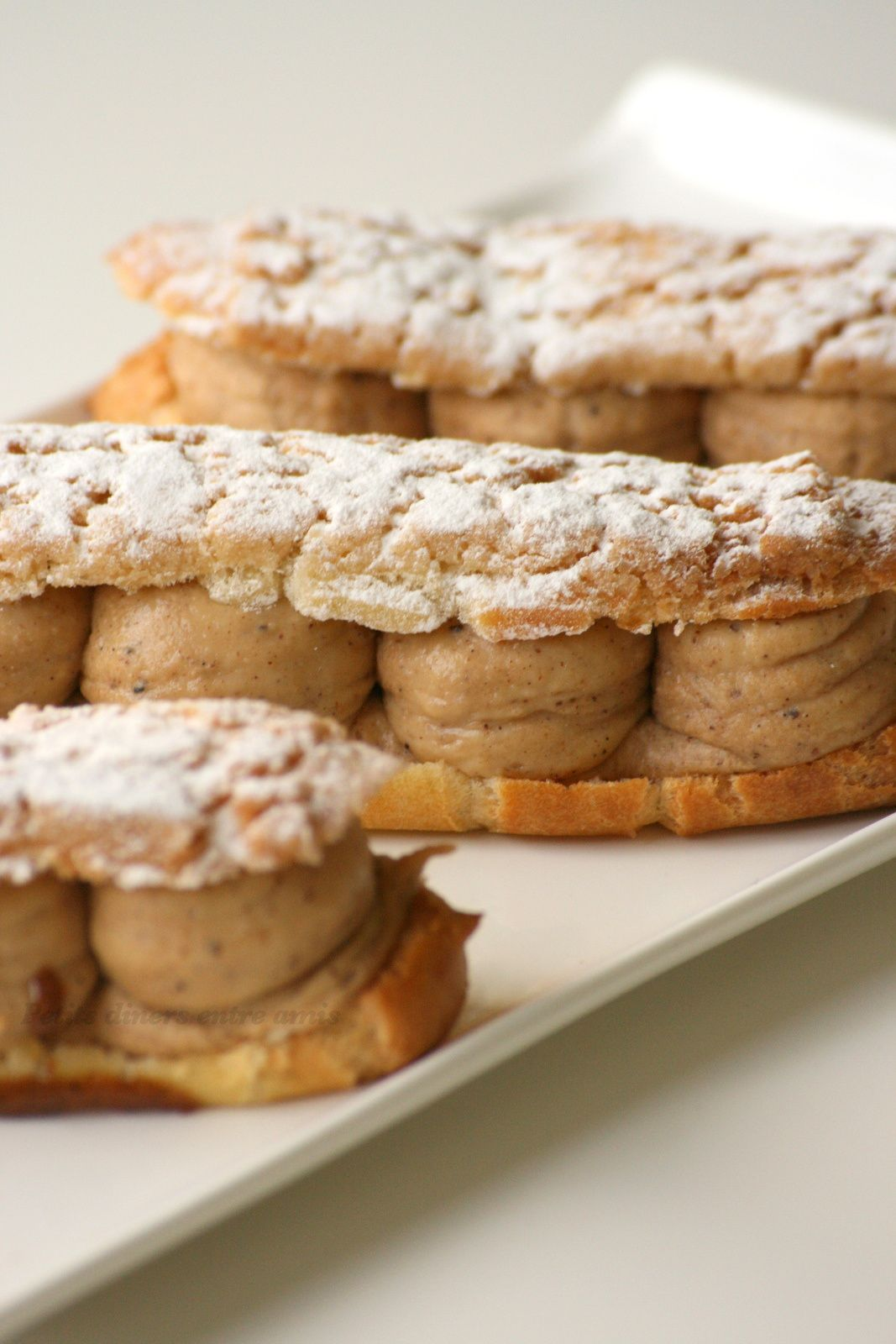 Paris-Brest revisité