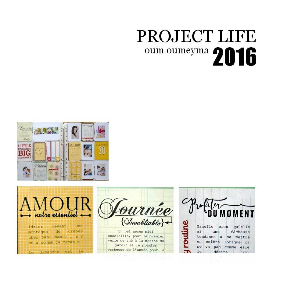 PROJECT LIFE 2016