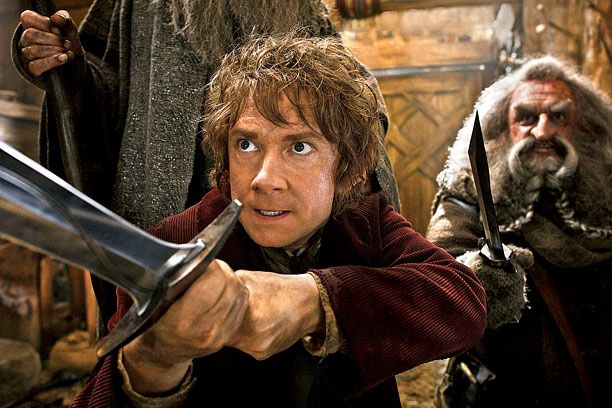 REVIEW - Le Hobbit : La Désolation De Smaug.