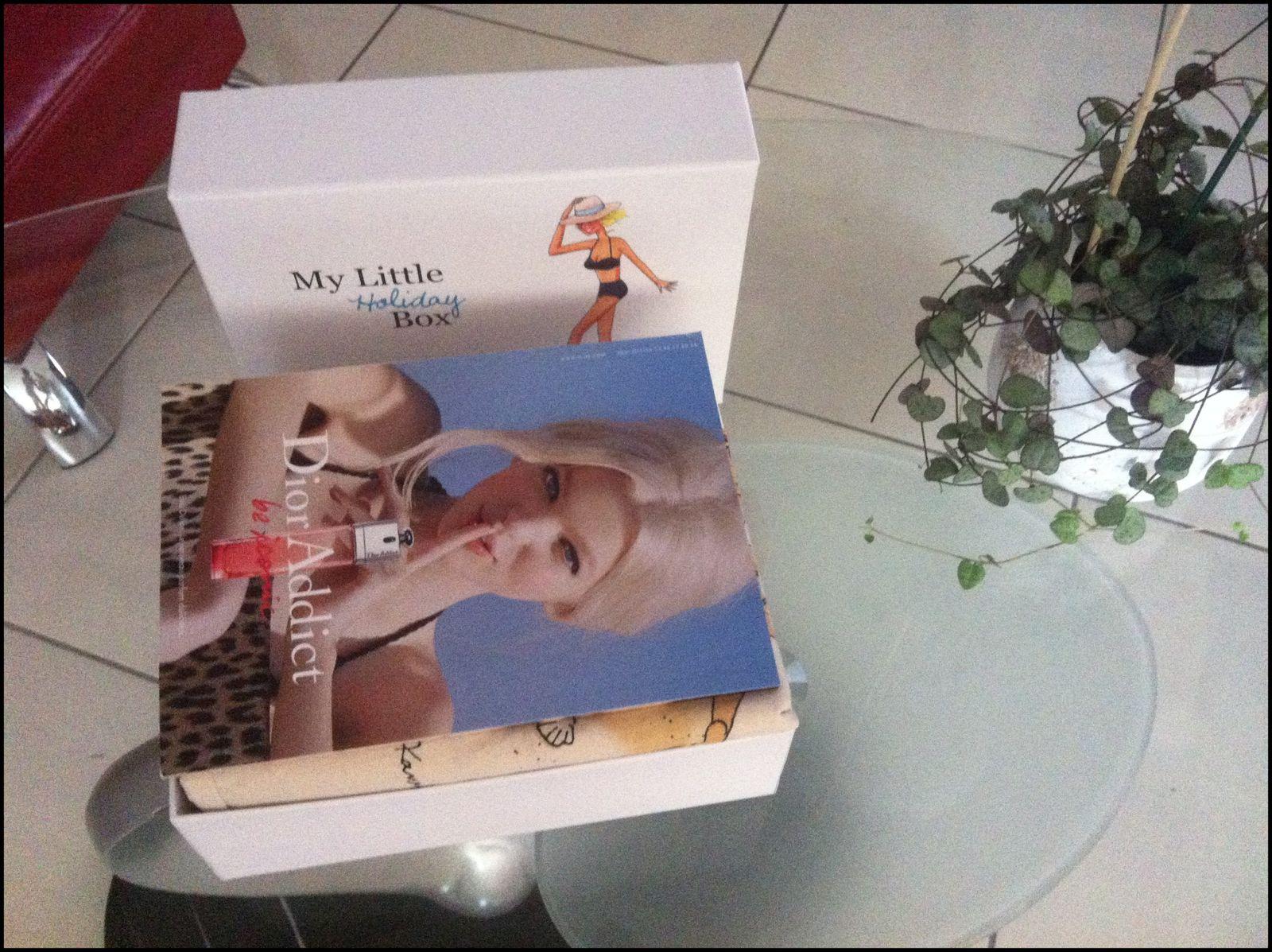 My little box de juillet 2013