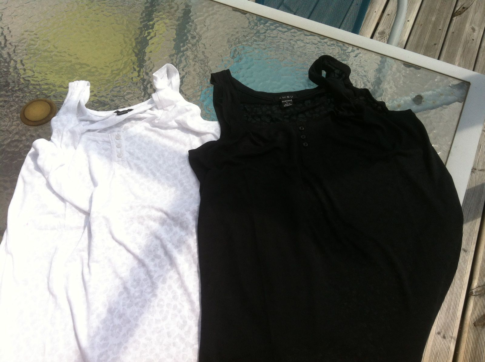 Haul  vêtements made in  Allemagne