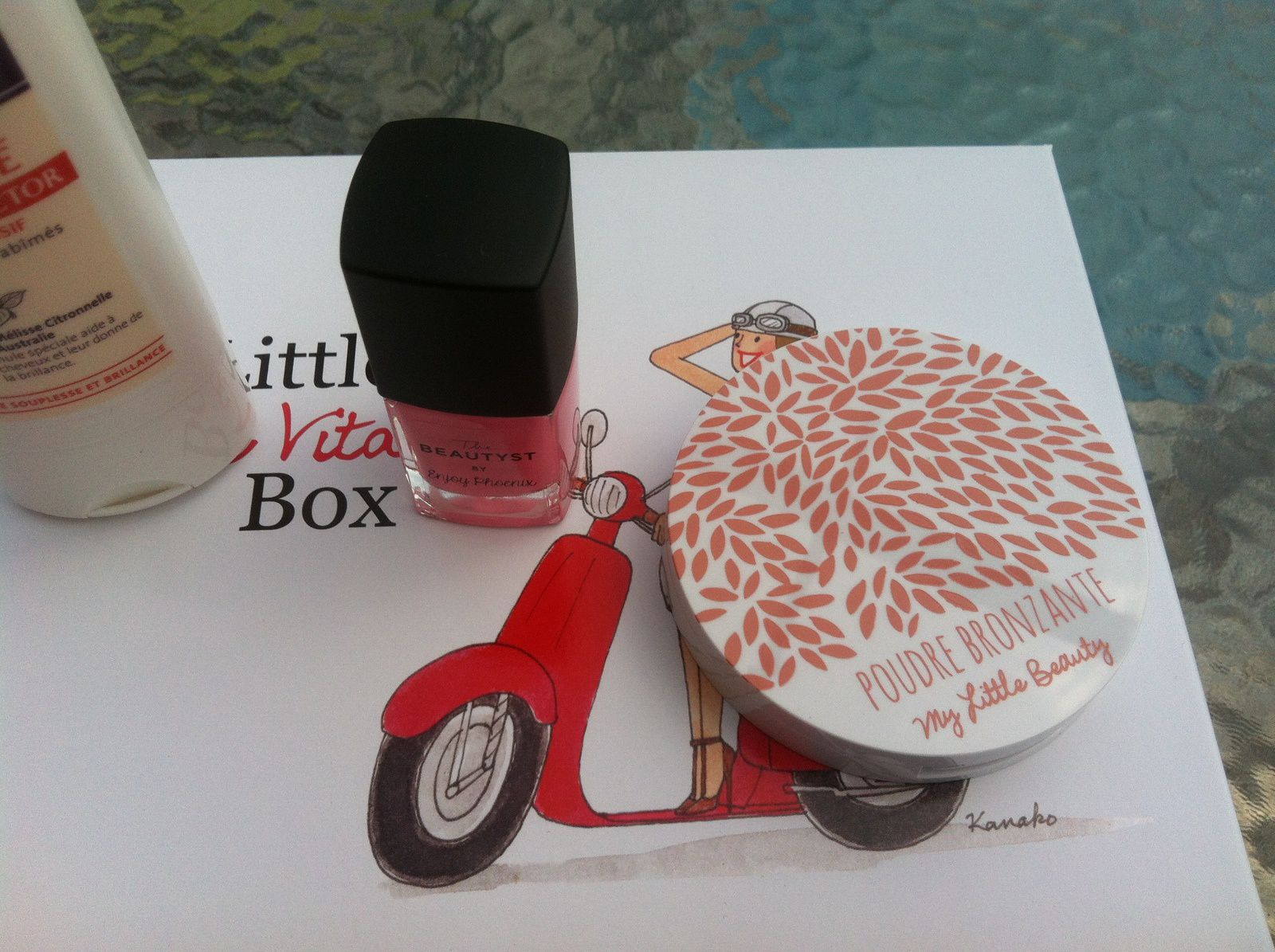 My little dolce vita box de juin