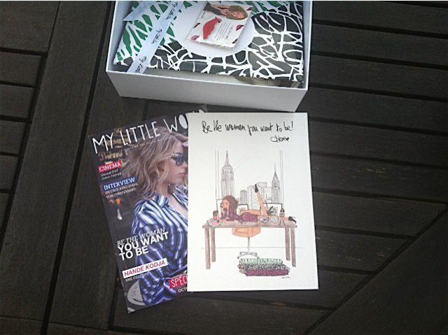 My little box d'octobre by Diane von Fustenberg