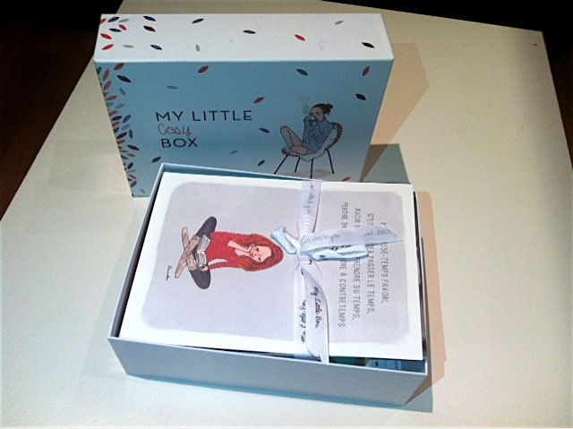 My little box du mois de Novembre