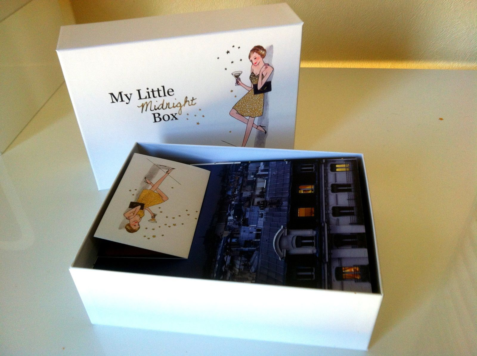 My little Midnight box de décembre