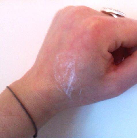 Ma première fois avec un gommage enzymatique