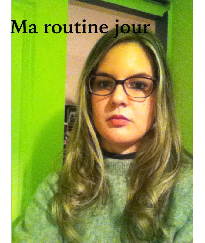 Ma routine soin jour du moment