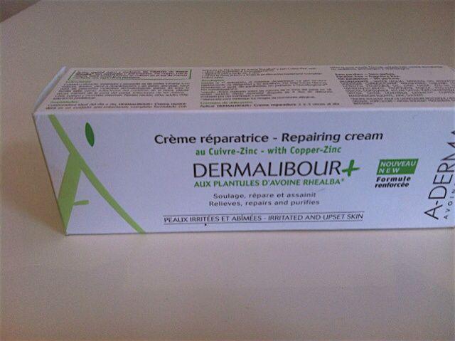 Dermalibour plus A-derma la crème qui a sauvé ma peau