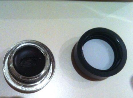 Le eye liner gel magique de chez MAC