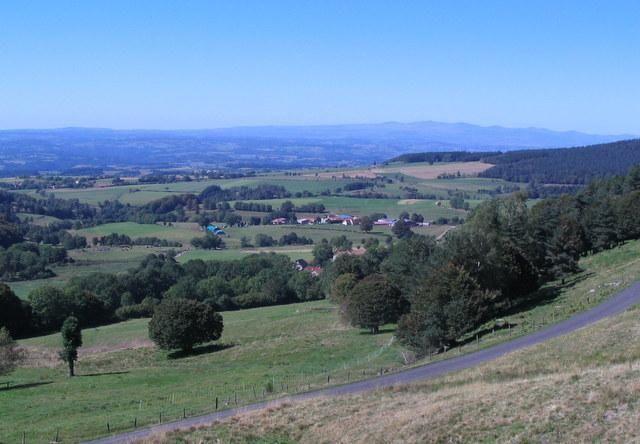 Sous le soleil de la Hte-Loire et du Cantal.