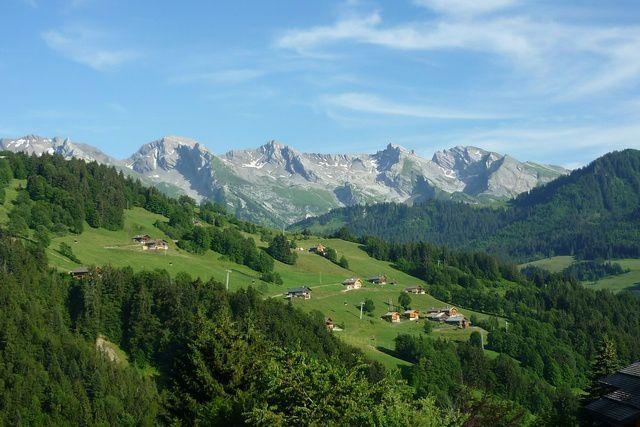 Les paysages de Montagne...