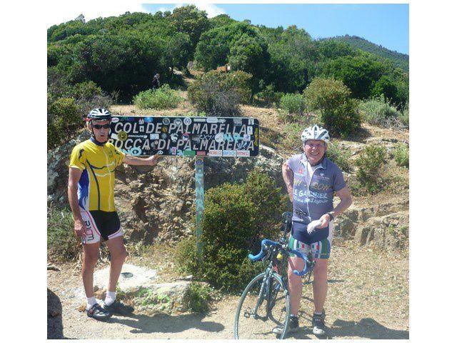 Le col de Palmarella et en route pour le suivant....