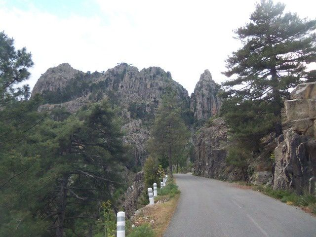 L'île de beauté, à découvrir en vélo.