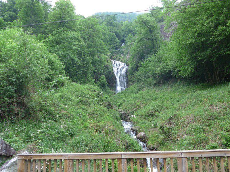 2 - Pyrénées : Col du Portillon et Menté.