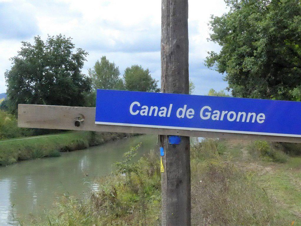 Le canal de la Garonne 2.